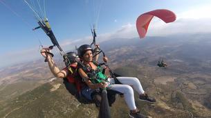 Parapente-Seville-Paragliding courses near Seville, Andalusia-3