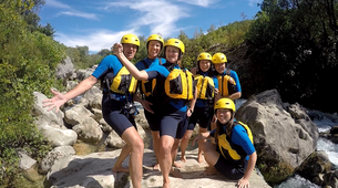Rafting-Omis-Unique Rafting Experience on the Cetina River, near Omis-3