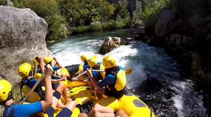 Rafting-Omis-Unique Rafting Experience on the Cetina River, near Omis-1