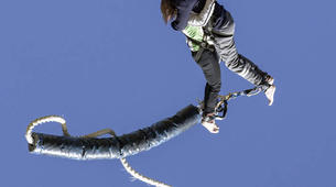 Bungee Jumping-Barcelona-Highest Bungee Jump Spain (70m) near Barcelona-1