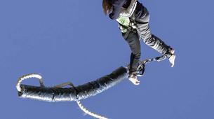 Saut à l'élastique-Barcelone-Le plus haut saut à l'élastique d'Espagne (70 m), près de Barcelone-2