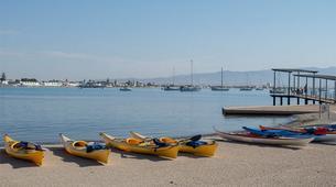 Sea Kayaking-Cagliari-Sea Kayaking in Cagliari, Sardinia-4