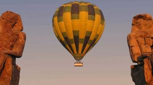 Hot Air Ballooning-Luxor-Hot Air Balloon flight over Luxor-1