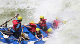 Rafting-Livingstone-White Water Rafting on the Zambezi River with locals-1