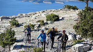 Mountain bike-Brač-Summit to Sea MTB Tour in Brač-6