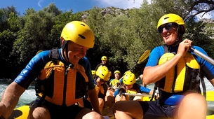 Rafting-Omis-Unique Rafting Experience on the Cetina River, near Omis-4