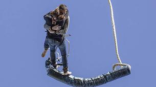Saut à l'élastique-Barcelone-Le plus haut saut à l'élastique d'Espagne (70 m), près de Barcelone-3