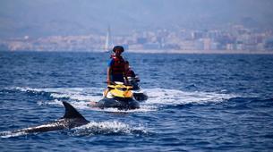 Moto de Agua-Benidorm-Excursión en Jet Ski por la costa de Benidorm-4