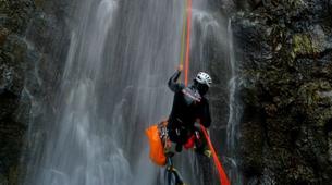 Canyoning-Parc national de l'Aspromonte-Upper Ferraina canyon in Aspromonte National Park-1