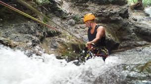 Canyoning-Malaga-Canyoning Excursion at Rio Verde Gorge near Malaga-4