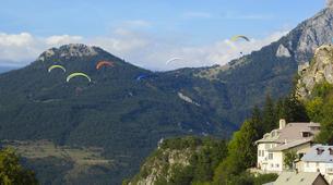 Paragliding-Province of Lleida-Tandem paragliding in Alt Urgell, Lleida-4