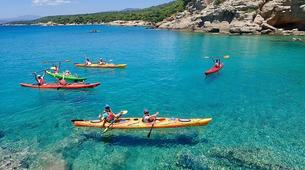 Sea Kayaking-Epidaurus-Sea Kayaking excursion to the sunken city of Epidaurus-2