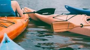 Sea Kayaking-Lefkada-Sea Kayaking Excursion to Papanikolis Cave-2
