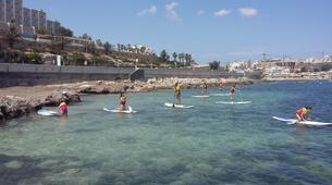 Stand up Paddle-Malta-SUP beginner lessons in Malta-1