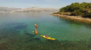 Sea Kayaking-Brač-Sea Kayaking Excursion to Lovrečina-1