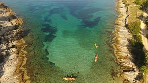 Sea Kayaking-Brač-Sea Kayaking Excursion to Lovrečina-2