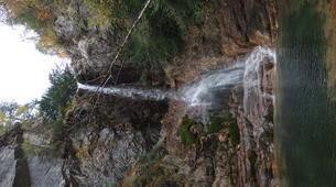 Hiking / Trekking-Mount Olympus-Hike and dive in Orlias Waterfalls, Mount Olympus-2