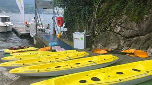 Canoë-kayak-Lac de Côme-Kayak Rental on Lake Como-2