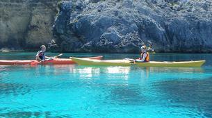 Sea Kayaking-Cagliari-Sea Kayaking in Cagliari, Sardinia-1