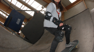 Skateboarding-Paris-Private skateboarding lesson in Paris, 3rd district-5