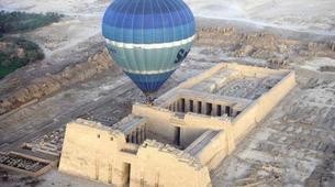 Hot Air Ballooning-Luxor-Hot Air Balloon flight over Luxor-3