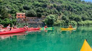 Canoë-kayak-Rome-Amazing Kayak tour in Ancient Rome-1