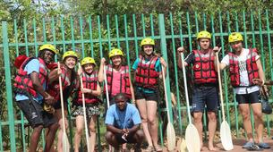 Rafting-Livingstone-White Water Rafting on the Zambezi River with locals-8