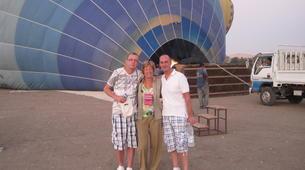 Hot Air Ballooning-Luxor-Hot Air Balloon flight over Luxor-6