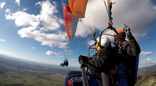 Paragliding-Madrid-Tandem paragliding near Madrid-1