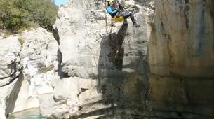 Canyoning-Alta Garrotxa-Canyon Familial à Saint Aniol dans l'Alta Garrotxa-1