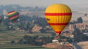 Hot Air Ballooning-Luxor-Hot Air Balloon flight over Luxor-2