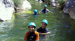 Canyoning-Costa del Sol-Canyoning on the Guadalmina River near Marbella-3