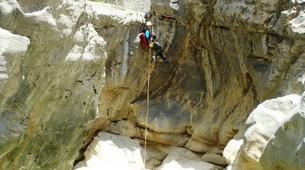 Canyoning-Alta Garrotxa-Canyon Familial à Saint Aniol dans l'Alta Garrotxa-2