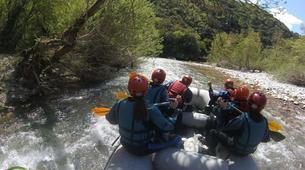 Rafting-Ioannina-Rafting in Arachthos river in Tzoumerka, near Ioannina-3