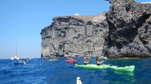 Sea Kayaking-Santorini-Sea kayak excursion in Santorini-1