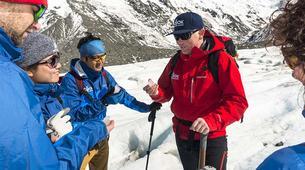 Glacier hiking-Aoraki / Mount Cook-Tasman Glacier heli hiking tour-2