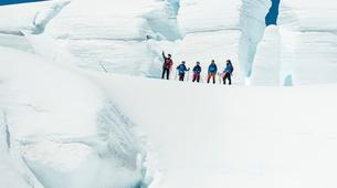 Ice Climbing-Aoraki / Mount Cook-Tasman Glacier Ice Climbing Excursion-2