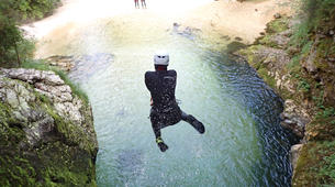 Canyoning-Bled-Amazing canyoning tour in Bled-1