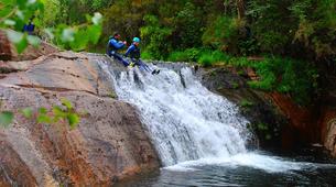 Canyoning-Parc national de Peneda-Gerês-Canyoning in Rio Varziela in Peneda-Gerês National Park-5