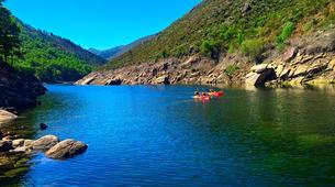 Canoë-kayak-Parc national de Peneda-Gerês-Kayaking excursion in Albufeira Lindoso in Peneda-Gerês National Park-1
