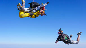 Paracaidismo-Seville-Salto en tándem desde 4600m en Sevilla-1