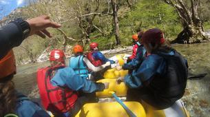 Rafting-Ioannina-Rafting in Arachthos river in Tzoumerka, near Ioannina-4