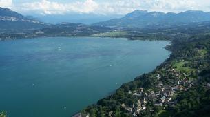 Via Ferrata-Lake Bourget, Aix les Bains-Via Ferrata du roc du Cornillon-1