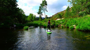 Stand Up Paddle-Parc national de Peneda-Gerês-Stand up paddle excursion in Castro Laboreiro in Peneda-Gerês National Park-3