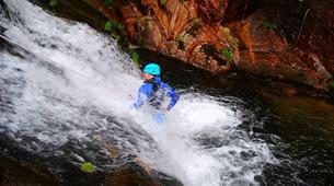 Canyoning-Parc national de Peneda-Gerês-Canyoning in Rio Varziela in Peneda-Gerês National Park-3
