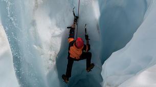 Ice Climbing-Fox Glacier-Heli Ice Climbing on Fox Glacier-2