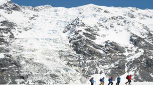 Glacier hiking-Aoraki / Mount Cook-Tasman Glacier heli hiking tour-3