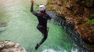 Canyoning-Bled-Amazing canyoning tour in Bled-2