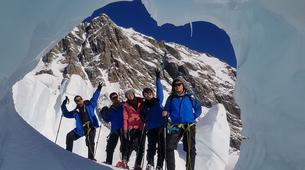 Ice Climbing-Aoraki / Mount Cook-Tasman Glacier Ice Climbing Excursion-6