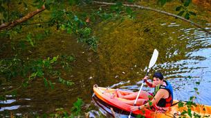 Canoë-kayak-Parc national de Peneda-Gerês-Kayaking excursion in Albufeira Lindoso in Peneda-Gerês National Park-4